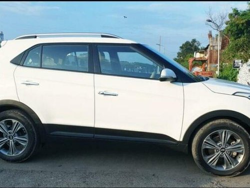 Used 2018 Hyundai Creta AT for sale in Pune