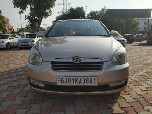 Used Hyundai Verna 2009 MT for sale in Ahmedabad