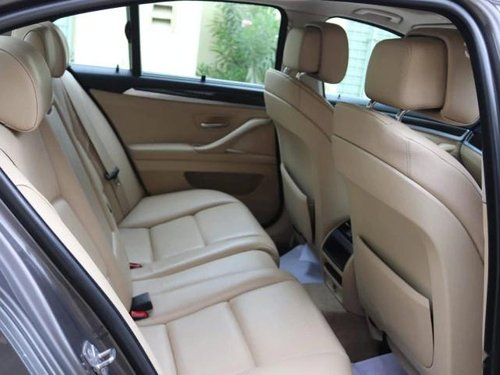 Used BMW 5 Series 520d Luxury Line 2012 AT for sale in Ahmedabad