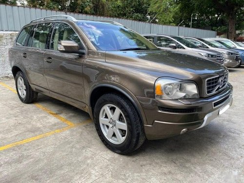 Used Volvo XC90 2014 AT for sale in Pune -11