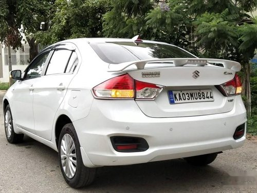 Used Maruti Suzuki Ciaz VDi Plus 2014 MT for sale in Bangalore -5