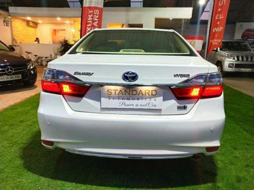 Used 2015 Toyota Camry AT for sale in Bangalore