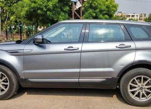 Used 2013 Land Rover Range Rover Evoque AT for sale in Jaipur