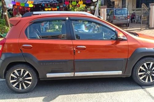 Used Toyota Etios Cross 2015 MT for sale in Mumbai