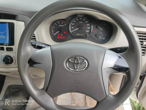 Toyota Innova 2.5 G4 Diesel 7-seater 2012 MT for sale in Ahmedabad