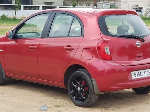 Used Nissan Micra Diesel XV 2015 MT for sale in Ahmedabad