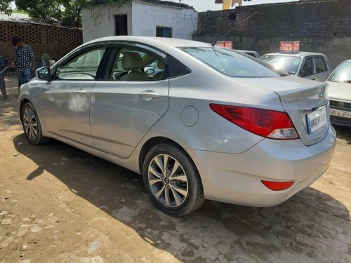 Used Hyundai Verna 2014 MT for sale in Lucknow
