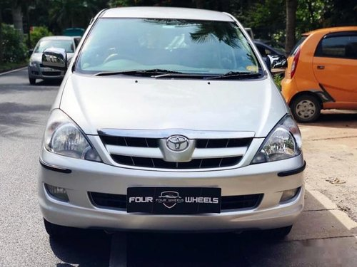 Used 2007 Toyota Innova MT for sale in Bangalore