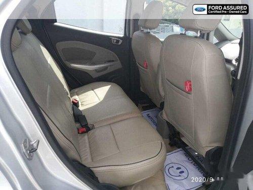 Used Ford EcoSport 1.5 Diesel Titanium 2014 MT for sale in Coimbatore
