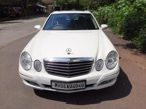 Used 2009 Mercedes Benz E Class AT for sale in Mumbai