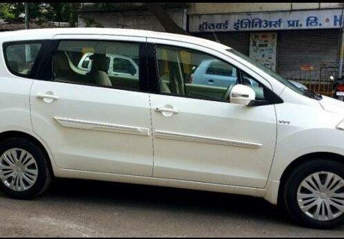 Used 2012 Maruti Suzuki Ertiga VXI MT for sale in Pune