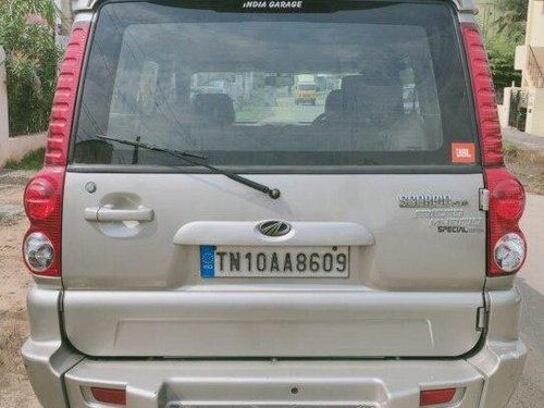 Used Mahindra Scorpio 2.6 CRDe SLE 2010 MT for sale in Chennai