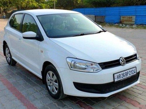 Used 2011 Volkswagen Polo MT for sale in New Delhi
