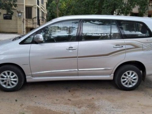 Used Toyota Innova 2013 MT for sale in Bangalore