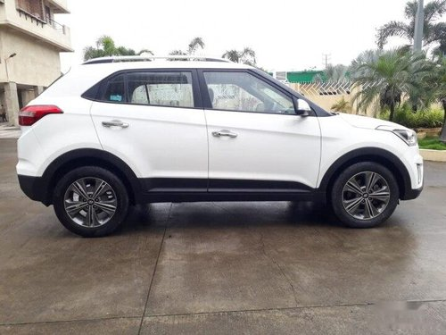 Used Hyundai Creta 2017 AT for sale in Thane