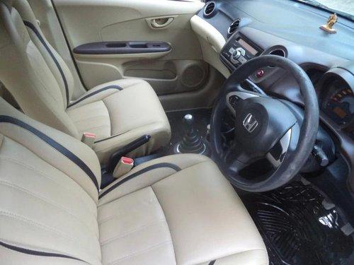 Used Honda Amaze S Petrol 2014 MT for sale in New Delhi