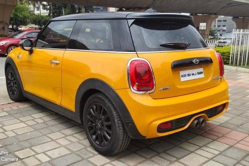 Used Mini Cooper 3 DOOR 2016 AT for sale in Bangalore