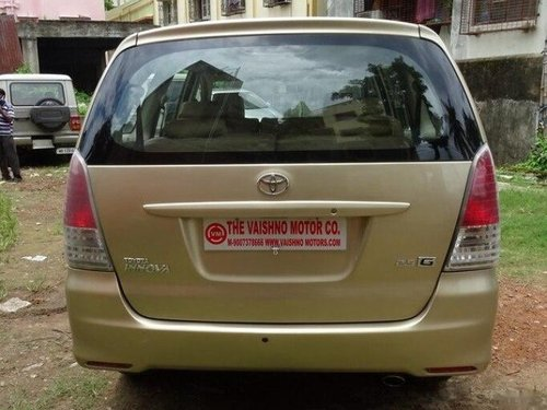 Used Toyota Innova 2.5 GX 8 STR 2010 MT for sale in Kolkata