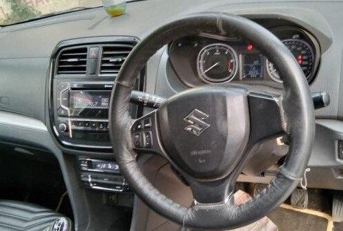2018 Maruti Suzuki Vitara Brezza MT for sale in Hyderabad