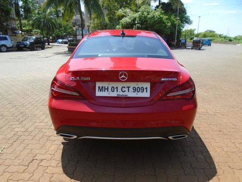 Used Mercedes Benz CLA 2017 AT for sale in Mumbai