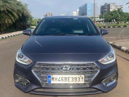 Used 2018 Hyundai Verna VTVT 1.6 SX Option AT in Mumbai