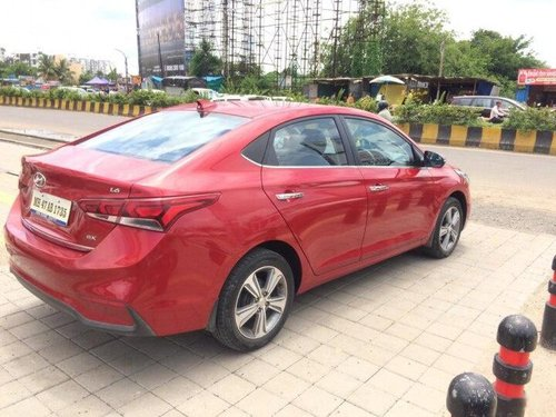 Used 2018 Hyundai Verna VTVT 1.6 AT SX Option for sale in Pune