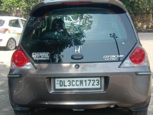 2017 Honda Brio AT for sale in New Delhi