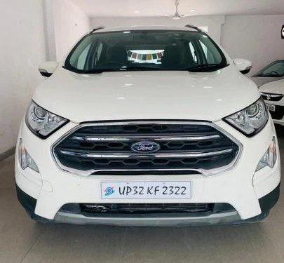 Ford EcoSport 1.5 Diesel Titanium 2018 MT for sale in Lucknow