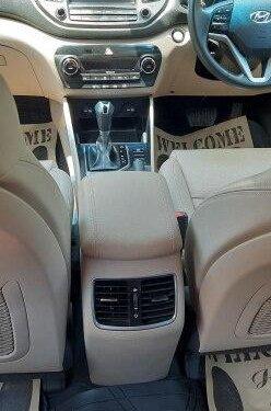 Used 2017 Hyundai Tucson 2.0 e-VGT 2WD AT GL Opt in New Delhi