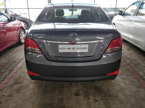 Used 2015 Hyundai Verna 1.6 SX VTVT MT in Bangalore