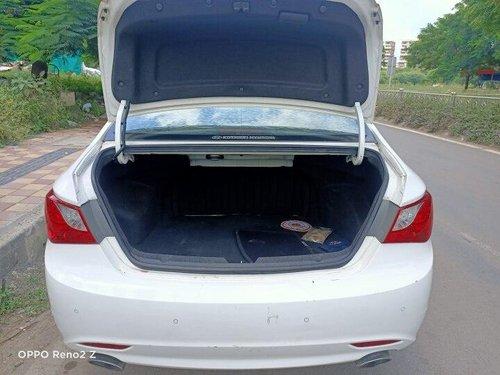 2012 Hyundai Sonata Transform 2.4 GDi AT in Pune