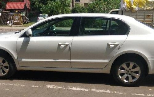 Used Skoda Superb 2013 AT for sale in Pune -5