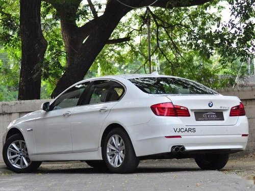 Used BMW 5 Series 2013 AT for sale in Chennai