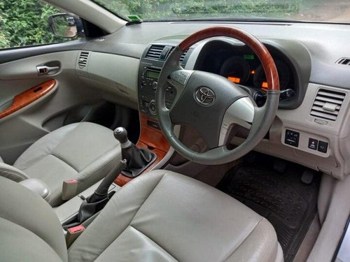 Used 2010 Toyota Corolla Altis 1.8 GL MT for sale in Bangalore