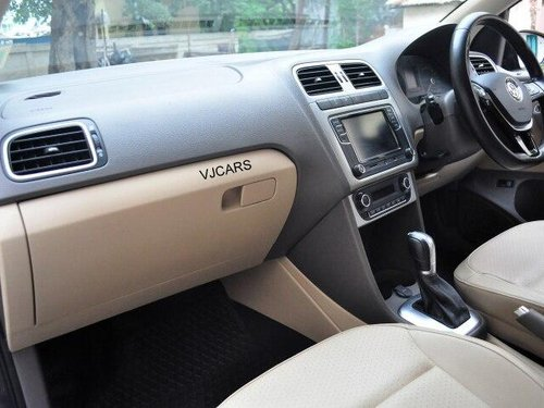 2018 Volkswagen Vento 1.5 TDI Highline Plus AT for sale in Chennai