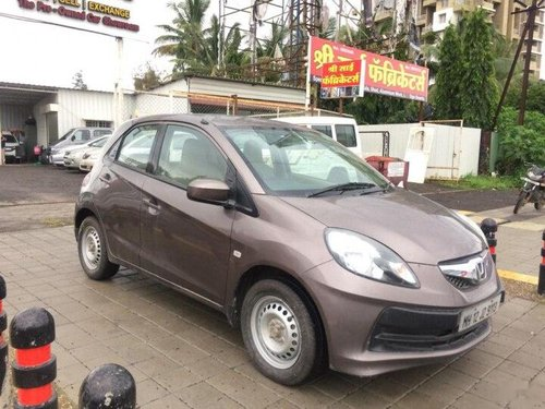Used 2013 Honda Brio E MT for sale in Pune