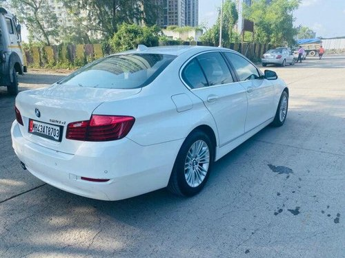 Used 2016 BMW 5 Series AT for sale in Mumbai