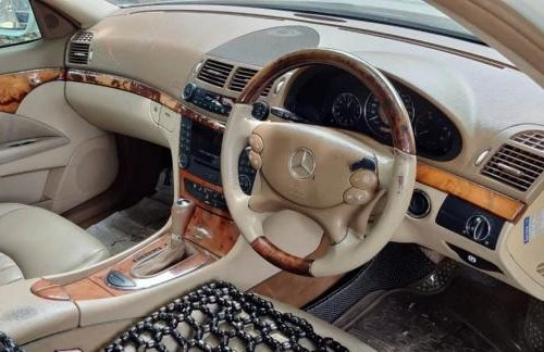 Used Mercedes Benz E Class 2009 MT for sale in Chennai