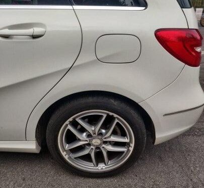 Used Mercedes Benz B Class B180 Sport 2012 AT for sale in New Delhi