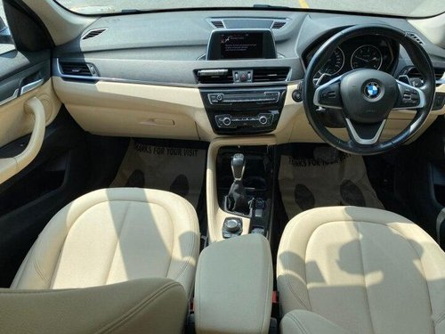 Used 2016 BMW X1 AT for sale in New Delhi