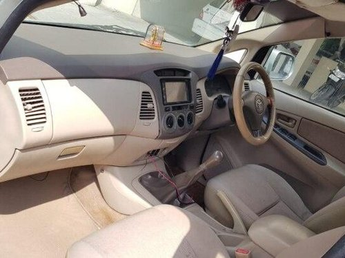 Toyota Innova 2.5 G (Diesel) 7 Seater 2008 MT for sale in Ahmedabad