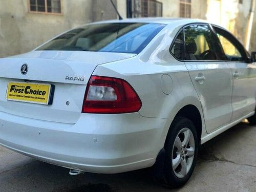 Used 2014 Skoda Rapid MT for sale in Jaipur