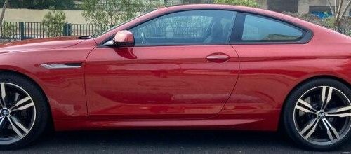 Used BMW 6 Series 640d Coupe 2012 AT for sale in New Delhi