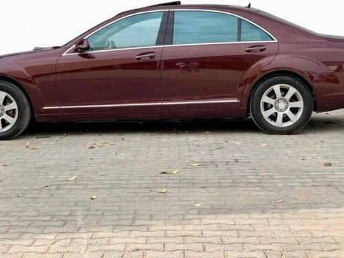Used Mercedes Benz S Class 2008 AT for sale in New Delhi