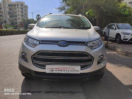 Ford Ecosport 1.5 Diesel Titanium BSIV 2016 MT for sale in Mumbai