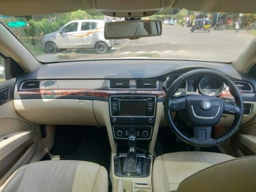Used Skoda Superb 2013 AT for sale in Pune