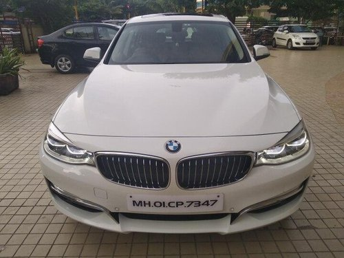 Used 2017 BMW 3 Series GT AT for sale in Mumbai