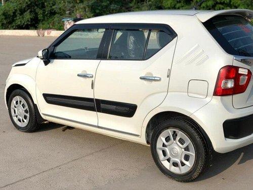 Maruti Suzuki Ignis 2018 MT for sale in Faridabad