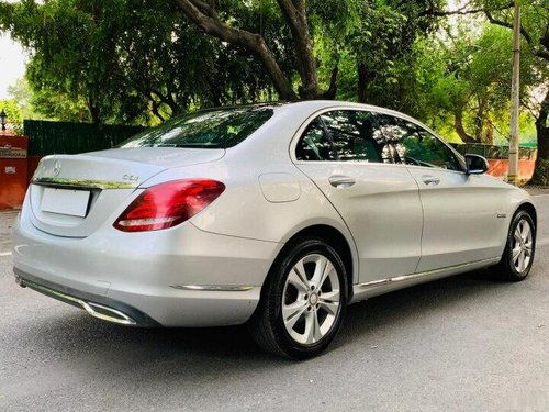 Used 2015 Mercedes Benz C-Class AT for sale in New Delhi