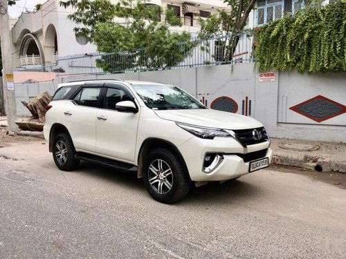 2018 Toyota Fortuner 2.8 4WD AT for sale in New Delhi